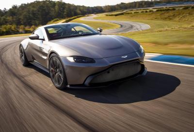 Aston Martin Vantage: e allora rivoluzione!