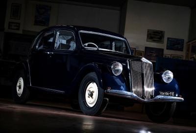 FCA Heritage festeggia l'80° anniversario della Lancia Aprilia
