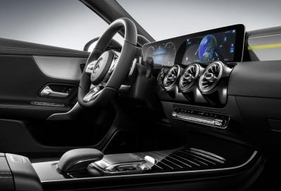 Mercedes-Benz Classe A 2018: salotto buono