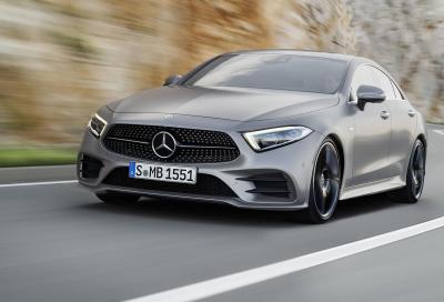 Mercedes-Benz CLS 2018: evoluzione della specie