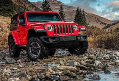 Jeep Wrangler 2018: fascino immutato