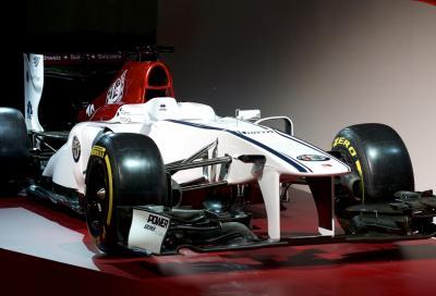 Svelata la nuova Alfa Romeo Sauber F1
