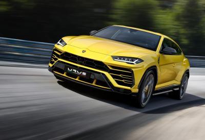 Lamborghini Urus: il nuovo mondo