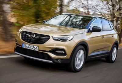 Opel Grandland X, arriva il Diesel da 177 Cv