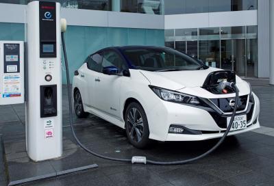 Nissan Leaf: in Italia da 33.070 euro