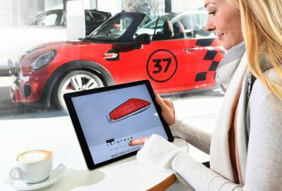 Yours Customised, come personalizzare la Mini da casa