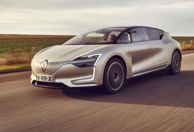 Renault Symbioz II: finestra sul futuro