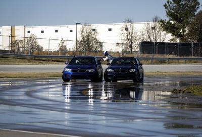 BMW M5: i due record di drifting hanno dell'incredibile