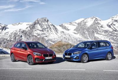 BMW: a Ginevra l'aggiornamento di Active e Gran Tourer