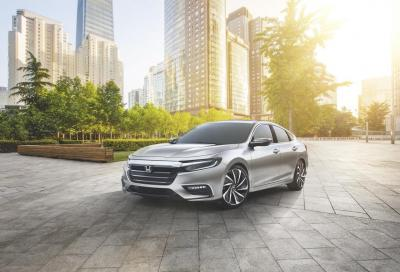Honda Insight Prototype: a Detroit il design definitivo