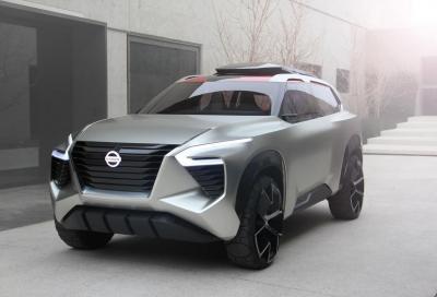 Nissan Xmotion: la giappo-americana a guida autonoma