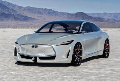 Infiniti Q Inspiration: l'auto del futuro esiste