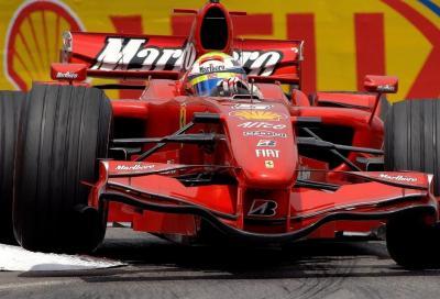 Inizia Red Passion, la mostra del fotografo Gianfranco Avallone a tema Ferrari