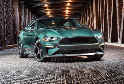 Ford Mustang Bullitt: il ritorno di un mito