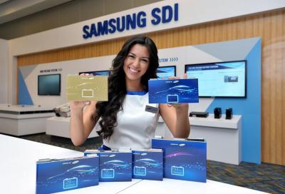 Samsung SDI: le batterie allo stato solido