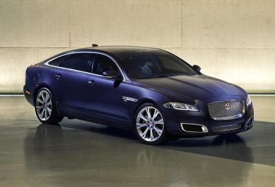 Jaguar XJ: la nuova generazione parla elettrico