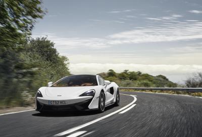 McLaren: upgrade prestazionale per le Sport Series