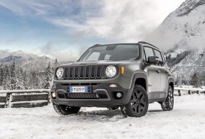 Jeep Renegade MY18: tecnologica e funzionale