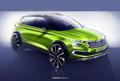 Skoda Vision X: l'anima green del costruttore ceco