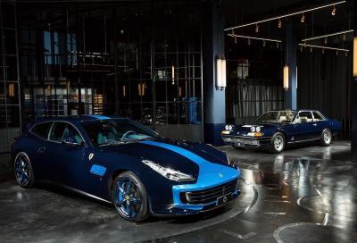 Ferrari GTC4 Azzurra: Lapo Elkann colpisce ancora