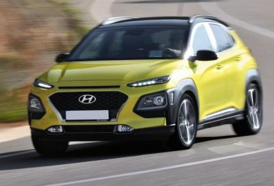 Hyundai Kona: upgrade elettrico