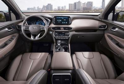 Nuova Hyundai Santa Fe: qualche nuovo dettaglio