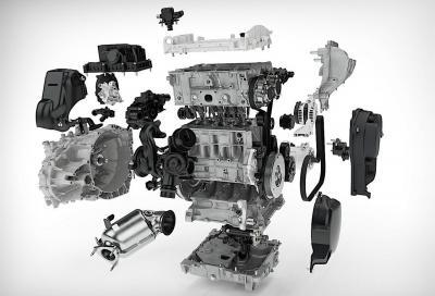 Volvo XC40: debutta il 3 cilindri