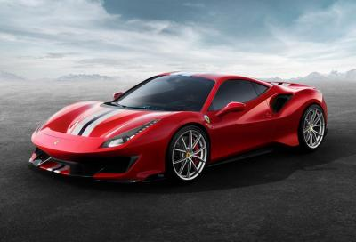 Ferrari 488 Pista: l'arma letale è pronta