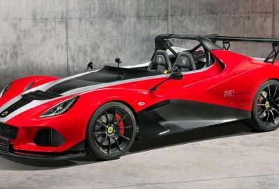 Lotus 3-Eleven 430: la più veloce di sempre