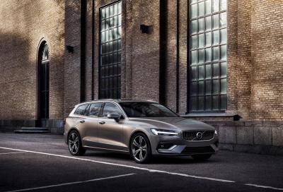 Nuova Volvo V60: mai così matura