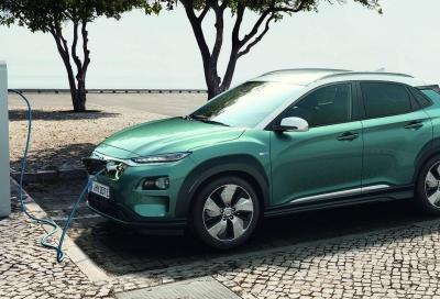 Nuova Hyundai Kona, ora anche elettrica