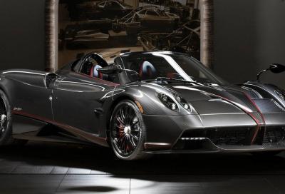 Pagani: al GIMS con Huayra Roadster e Zonda Barchetta