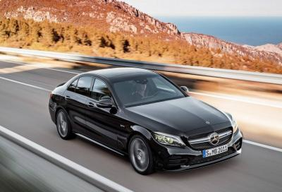 Mercedes-AMG C43 4MATIC: a Ginevra il restyling