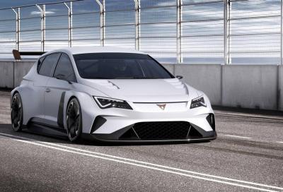 Cupra e-Racer: la Touring Car elettrica