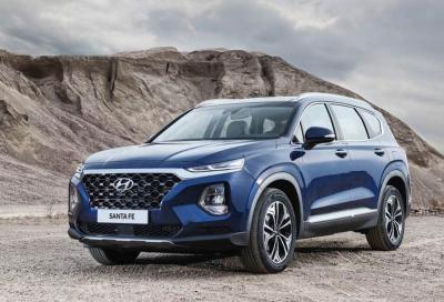 Nuova Hyundai Santa Fe: l'ora della maturità