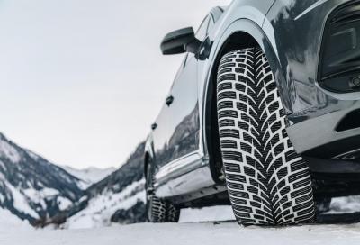 Nokian WR SUV 4: graffia l'inverno