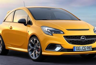 Opel Corsa GSi: il ritorno di un mito