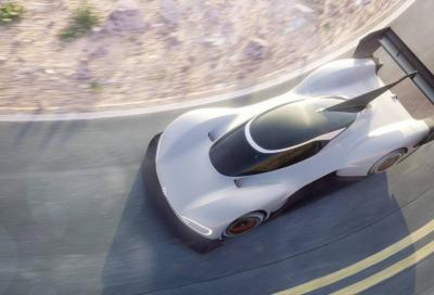 Volkswagen I.D. R Pikes Peak: alla conquista del record