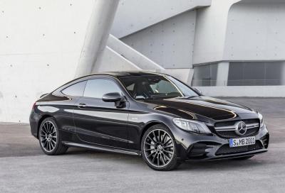 Mercedes: novità anche per le C Coupé e Cabrio