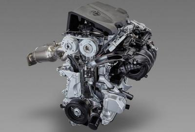 Toyota Dynamic Force Engines: il più efficiente al mondo