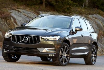 Volvo XC60 si aggiudica il World Car of The Year 2018