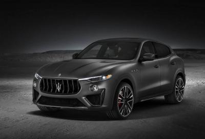 Maserati Levante Trofeo: mai così potente