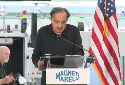 FCA avvia la separazione da Magneti Marelli