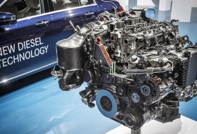 Mercedes: il diesel va migliorato, non vietato