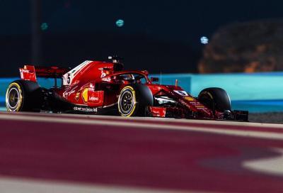 F1, magia di Vettel in Bahrein