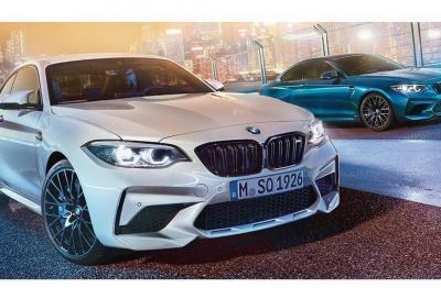 Nuova BMW M2 Competition: 410 CV possono bastare?