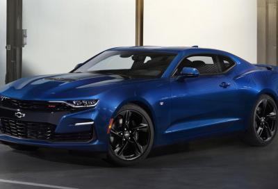 Chevrolet Camaro: è ora di restyling