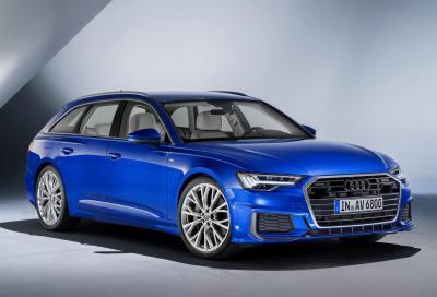 Audi A6 Avant: questione di stile