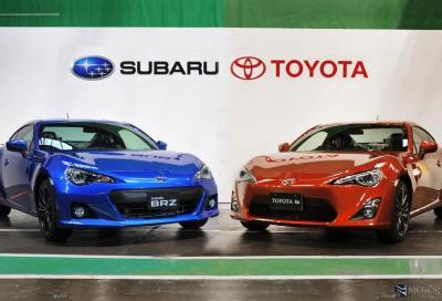 Nuove BRZ e GT86: avranno più potenza?