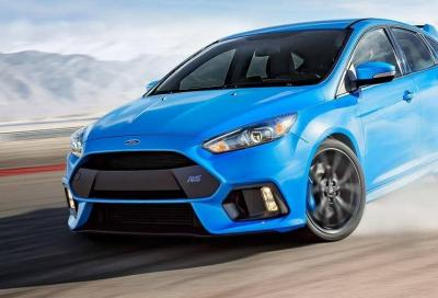 Ford Focus RS: tocca quota 400 CV?